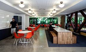 microsoft office in redmond. Microsoft Offices In Redmond: Future Vision Merges The Casual Office Redmond C