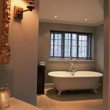 traditional bathroom designs 2012. Traditional Grey Painted Bathroom Designs 2012 N