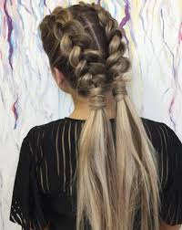 Pigtails Hair Style 30 gorgeous braided hairstyles for long hair braided pigtails 3779 by stevesalt.us
