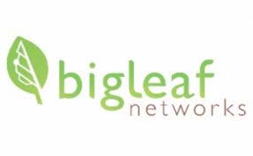 carrier leaf logo. bigleaf carrier leaf logo