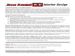 Sample Kitchen Designer Resume Interior Design Cv Template Thesoundmind 48563830326 Kitchen