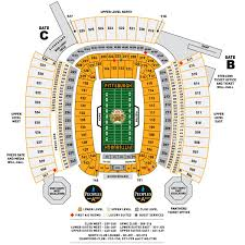 Heinz Field Seating Chart Steelers Vs New England