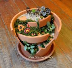 fairy garden pots. At NatureWorks.com Fairy Garden Pots