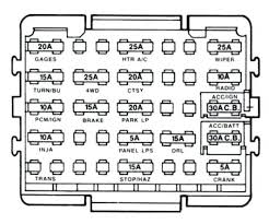 fuse box diagram 1994 chevy pickup auto electrical wiring diagram \u2022 1991 chevy 1500 fuse box diagram 1994 chevy silverado fuse box diagram second generation c1500 block rh perkypetes club 1991 chevy fuse