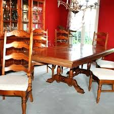 red dining room sets set fresh table and chairs