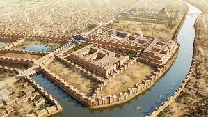 Algargos, Arte e Historia: BABILONIA, LA CIUDAD DE NABUCODONOSOR II. LA  MARAVILLA QUE ASOMBRÓ A LOS GRIEGOS. EJEMPLO CARACTERÍSTICO DE LA  ARQUITECTURA MESOPOTÁMICA.