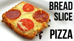How To Cook A Pizza How To Make Bread Slice Pizza At Home Inspire To Cook Youtube