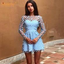 Отзывы и обзоры на Голубое Платье Для Женщин в интернет ...