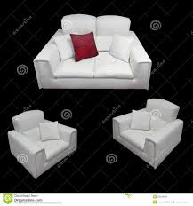 white leather couches with pillows. Interesting Couches White Sofa And Armchairs With Leather Couches Pillows