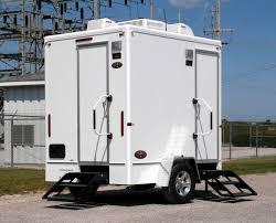 bathroom trailer rental. Exellent Bathroom Porta Lisa Portable Restroom Trailer Rental On Bathroom T