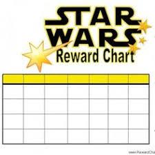 Star Wars Behavior Chart Star Wars Reward Chart Mermaid Reward Chart Behavior Chart