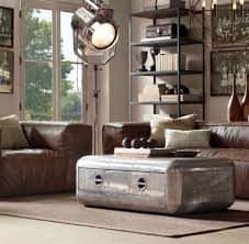 Metal Living Room Furniture Living Room Gorgeous Image Of Living Room Decoration Using Funky