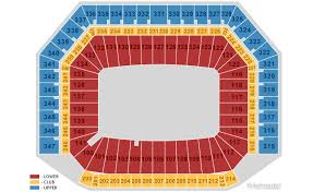 Huntington Center Seating Chart For Monster Jam 45 Surprising Ford Field Suites Chart