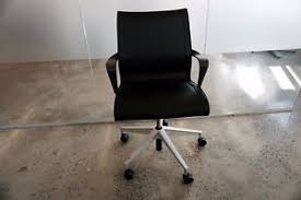 setu office chair. Image Is Loading Herman-Miller-Setu-Office-Chair-Black-Leather-RARE Setu Office Chair