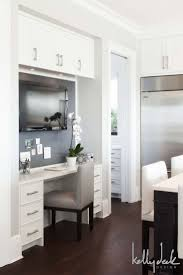 Kitchen Office Best 25 Kitchen Office Nook Ideas On Pinterest Kitchen Office