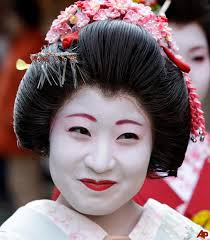 authentic geisha makeup mugeek vidalondon
