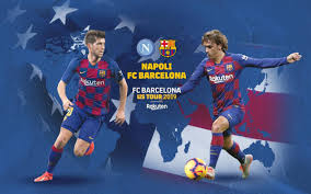We found streaks for direct matches between barcelona vs napoli. When And Where To Watch Barca Napoli
