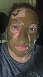 just put it on my face and other things i say 5322