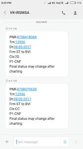 Waitlisted Ticket After Chart Preparation Shihan Shailesh Shah Shihanshah9 Twitter