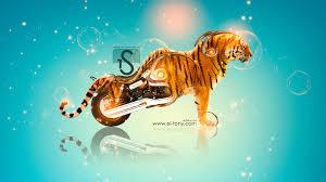 harley davidson fantasy tiger
