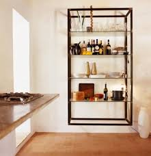 Kitchen Wall Shelving Stunning And Modern White Wall Shelving Units Design For Book And