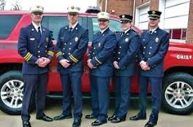Oakhurst Fire District 2020 Officers – The Coaster   Editorial ...