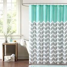 grey chevron shower curtains. Perfect Grey Chevron Shower Curtain Teal Grey White Microfiber  Gray Target  In Grey Chevron Shower Curtains G