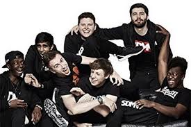 the sidemen will be at a secret location in the newcastle in october for a book