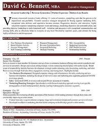 Executive Style Resume Template Executive Resume Sample Executive Resume Template Resume