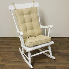 wooden rocking chair with cushion. Fine Rocking Rocking Chair Cushions For Nursery Chairs Indoors To Wooden Rocking Chair With Cushion U