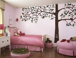 room paint ideas pink cute layout  pink cute paint ideas for girls room layout paint girls tree painting