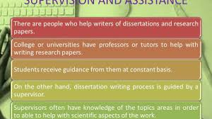 difference between a research paper and a thesis
