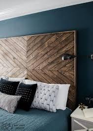 Appealing DIY Wooden Headboard Best Ideas About Diy Headboard Wood On  Pinterest Rustic