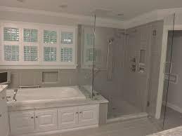 Extraordinary Bathroom Remodel Ideas Pics Inspiration Andrea Outloud - Bathroom shower renovation