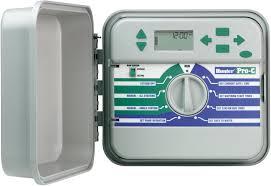 irrigation control box. Simple Box Hunter ProC 4 Station Expandable Base Unit Outdoor Controller For Irrigation Control Box E
