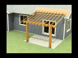 design of a roof addition over an existing concrete patio in bozeman mt part 1