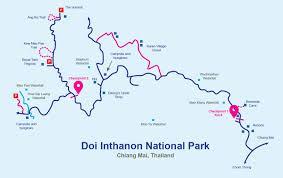 ดอยอินทนนท์ - ยอดเขาสูงสุดในประเทศไทย l BusOnlineTicket.co.th
