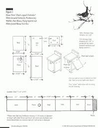 Birdhouse Patterns Cool Bird House Woodworking Plans Elegant Birdhouse Patterns Free
