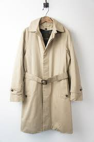 during the trench coat 36 beige long outer high purchase with the mackintosh macintosh wool liner
