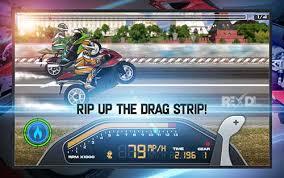 game drag racing bike edition mod apk evo 4