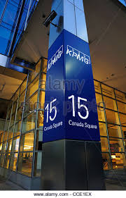 kpmg seattle office. KPMG, 15 Canada Square, London E14, United Kingdom - Stock Image Kpmg Seattle Office
