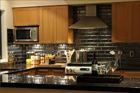 Black Kitchen Backsplash Backsplash Designs With Subway Tile Stone Tile And Black Subway