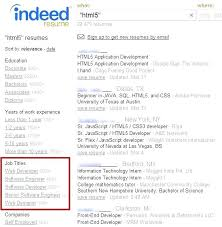 Indeed Resume Interesting Indeed Resume Update Thevillasco