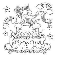 Some of the coloring pages shown here are unicorn greyscale drawing unedited coloring unicorns click on the coloring page to open in a new window and print. Free Printable Unicorn Colouring Pages For Kids Buster Children S Books