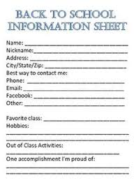 Personal Information Sheets Pin By Dimples Dansol On Legal Documents Pinterest