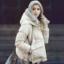sydney winter quality new women s hooded pa4435 coats short thicken armygreen cream colored warm promotions