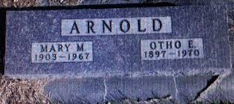 Mary Magadalene Arnold (Zimmerman) (1903 - 1967) - Genealogy