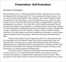 How To Write A Self Evaluation Paper, Apa Cover Page For Research ...