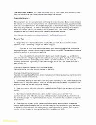 How To Create A Resume On Word New How To Create Resume Format