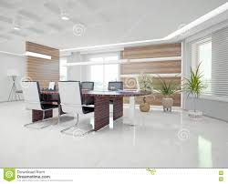 modern interior office. Modern Office Interior